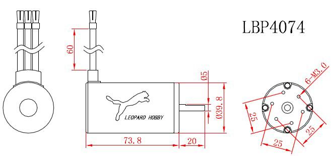 八槽四极电机接线图