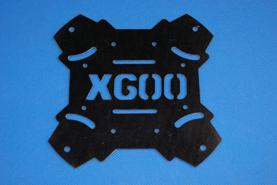 x600 四轴玻纤机架